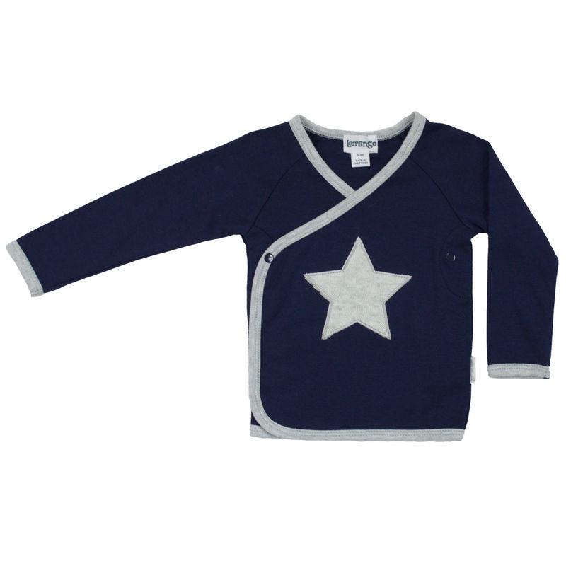 Little Stars Top  Navy