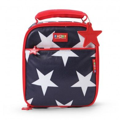 Lunchbox  Navy Star