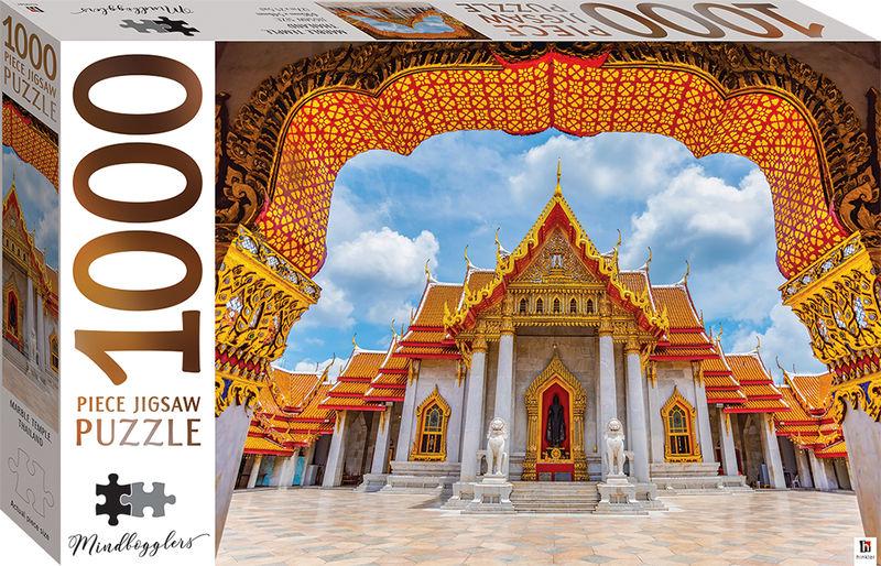 Mindbogglers Series 14 Marble Temple Thailand