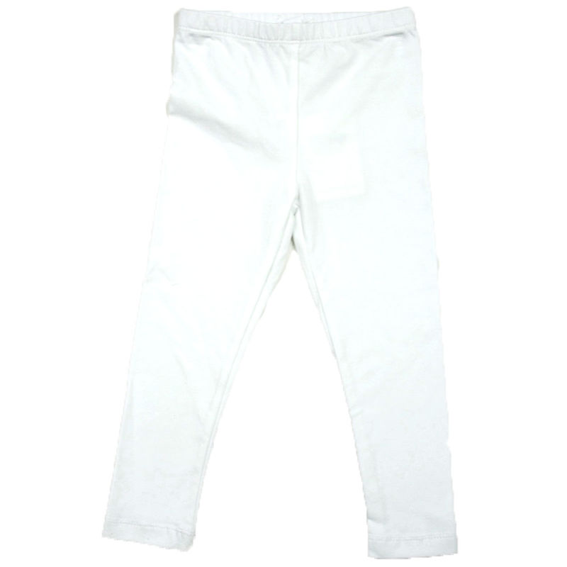 On The Farm Legging  White