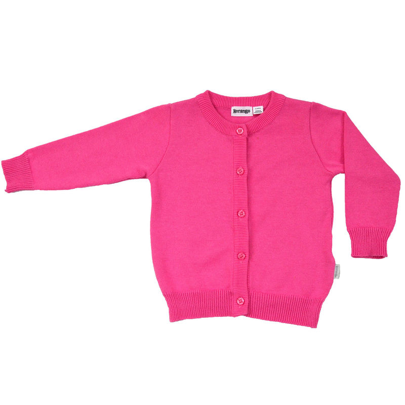 On the Farm Cardigan Pink