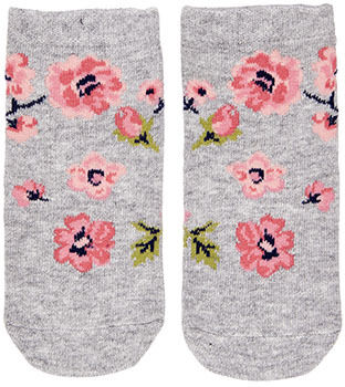 Organic Cotton Sock  Rosa