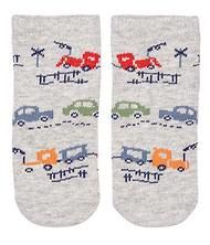 Organic Cotton Socks Broom Broom