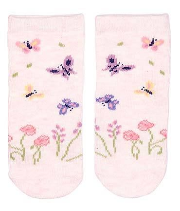 Organic Cotton Socks Butterfly