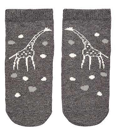 Organic Cotton Socks Giraffe
