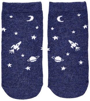 Organic Cotton Socks Intergalactic