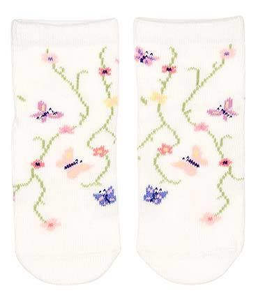 Organic Cotton Socks Papillon