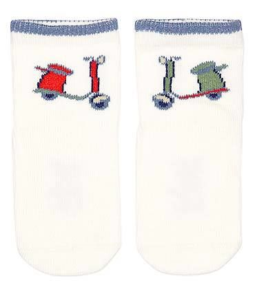 Organic Cotton Socks Scooter