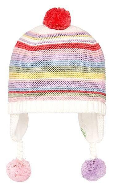Organic Earmuff Fantasy Rainbow