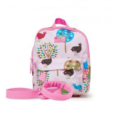 PS Backpack Mini w Rein  Chirpy Bird