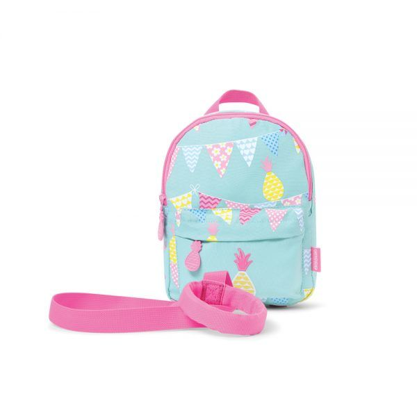 PS Backpack Mini w Rein  Papple Bunt
