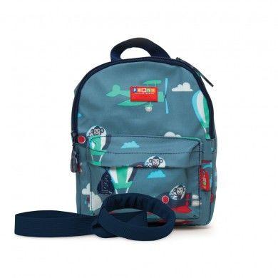 PS Backpack Mini w Rein  Space Monkey