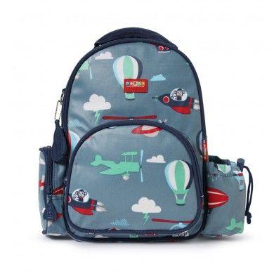 PS Backpack  Space Monkey Medium