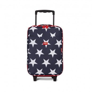 PS Wheelie Case  Navy Star