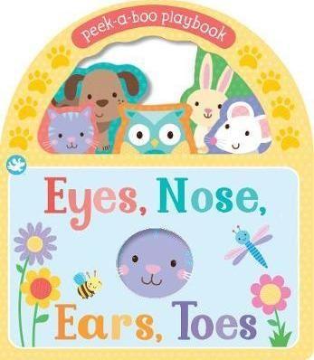PeekABoo Playbook  Eyes Nose Ears Toes