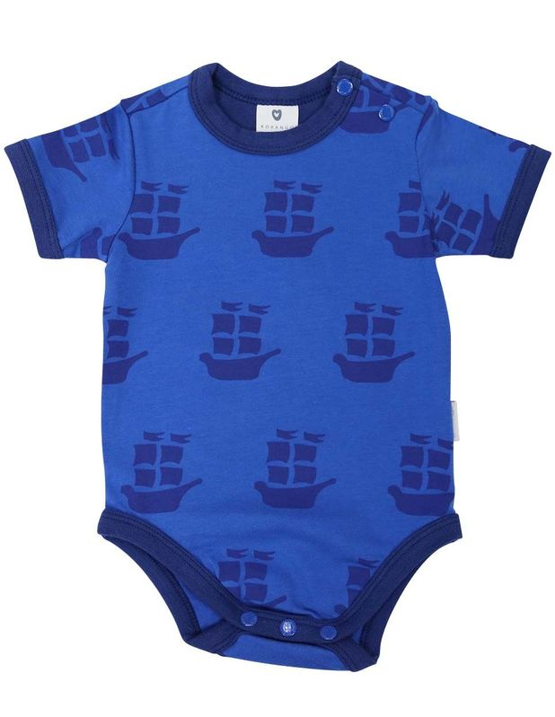 Pirate Ships SS Bodysuit