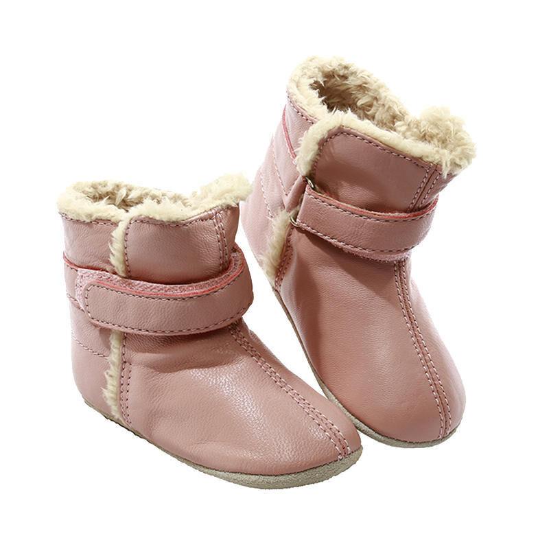 Pre walker Baby + Toddler SNUG Boots Pink