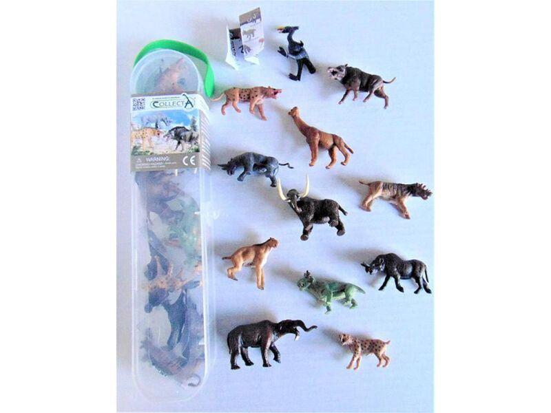 Prehistoric Animals 12Pce CO89A1100