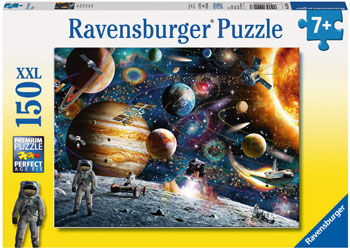 RB100163 Outer Space 150 pc Puzzle 7+