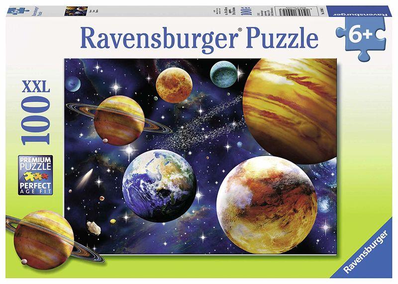 RB109043 Space 100pc Puzzle 6+