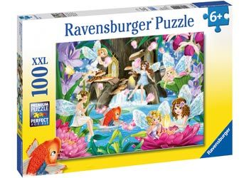 RB109425 Magical Fairy Night 100 pc Puzzle