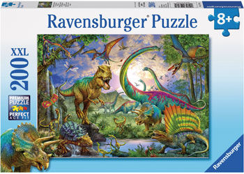 RB127184 Realm of the Giants 200pc Puzz