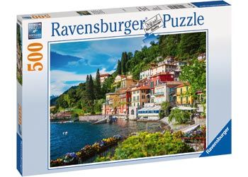 RB147564 Lake Como Italy 500pc Puzzle