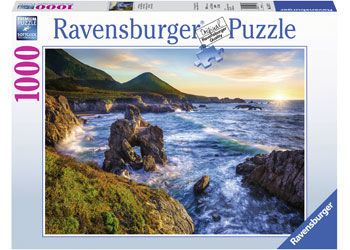 RB152872 Big Sur Sunset 1000pc Puzzle