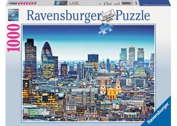 RB191536 Above London's Roofs 1000pc Puzzle