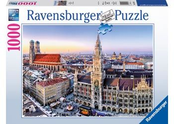 RB194261 Beautiful Germany 1000pc Puzzle