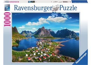 RB197132 Lofoten 1000pc Puzzle