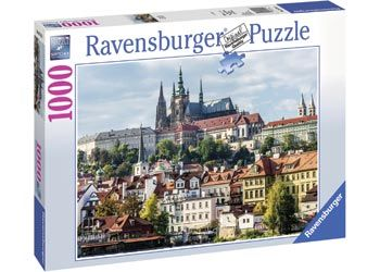 RB197415 Prague Castle 1000pc Puzzle