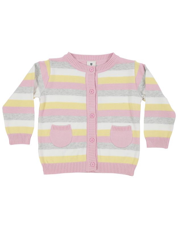 Rainbows Cardigan