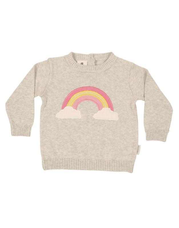 Rainbows Sweater