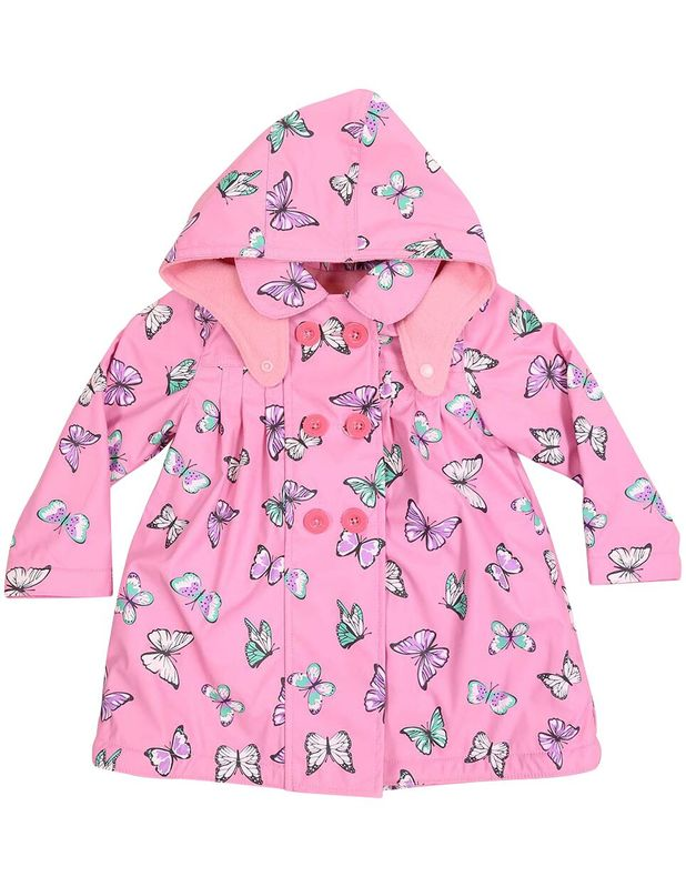 Raincoat Butterly