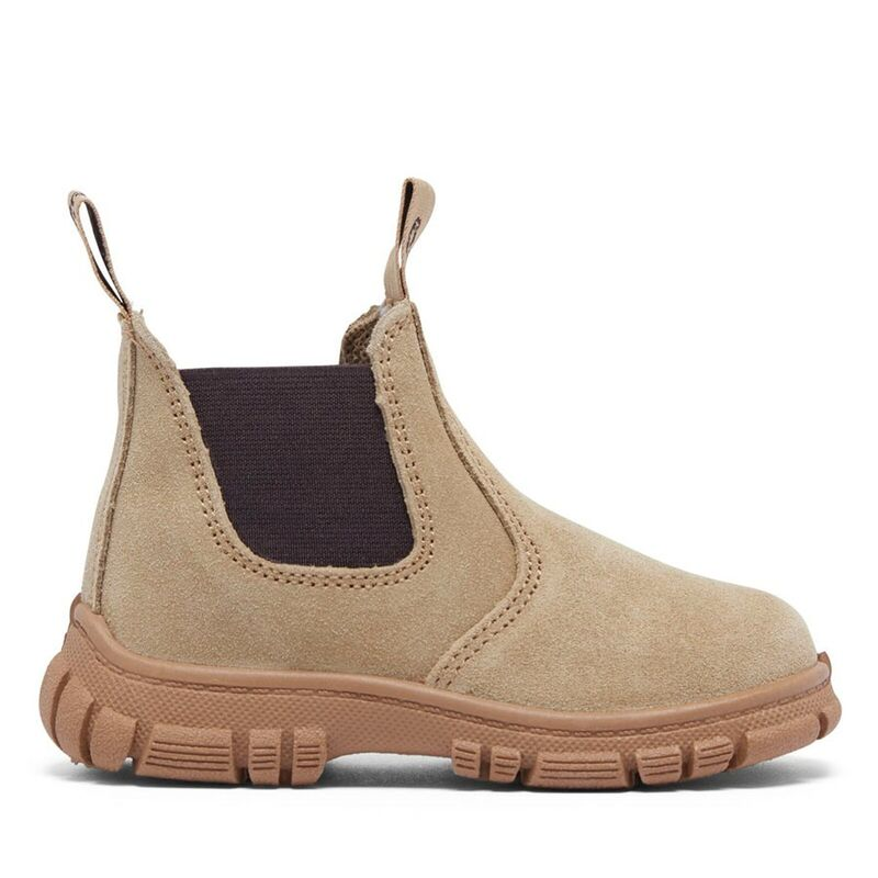 Ranch Boot  Wheat
