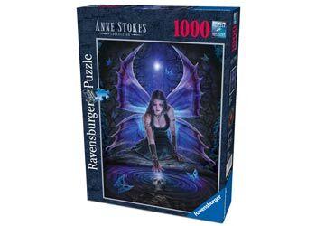 Ravensburger Anne Stokes Collection Desire Puzzle 1000 pieces