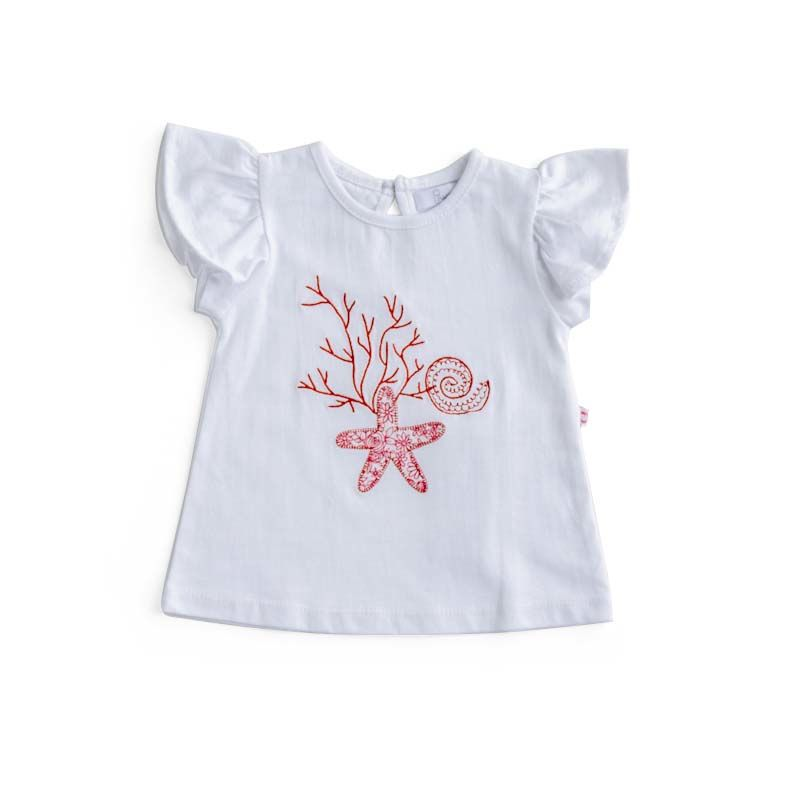 S6152 Coral Tee