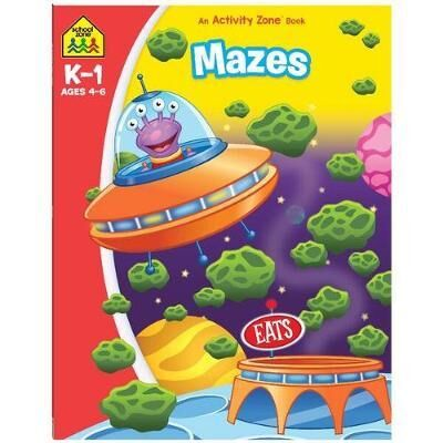 School Zone  Mazes