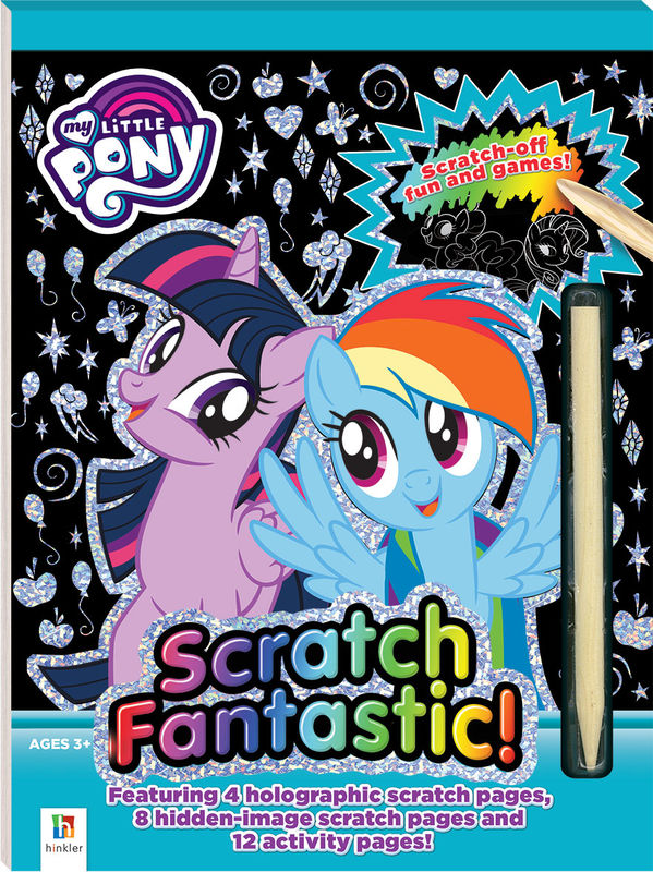 Scratch Fantastic My Little Pony
