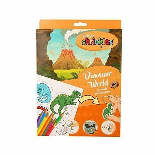 Shrinkles Dinosaur Mini Pk WZ051