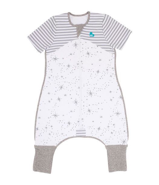 Sleep Suit White 1Tog