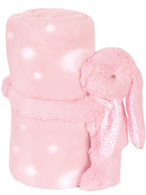 Snuggle Pets Bunny with Blanket