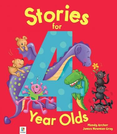 Stories for 4 Year Olds Bookoli