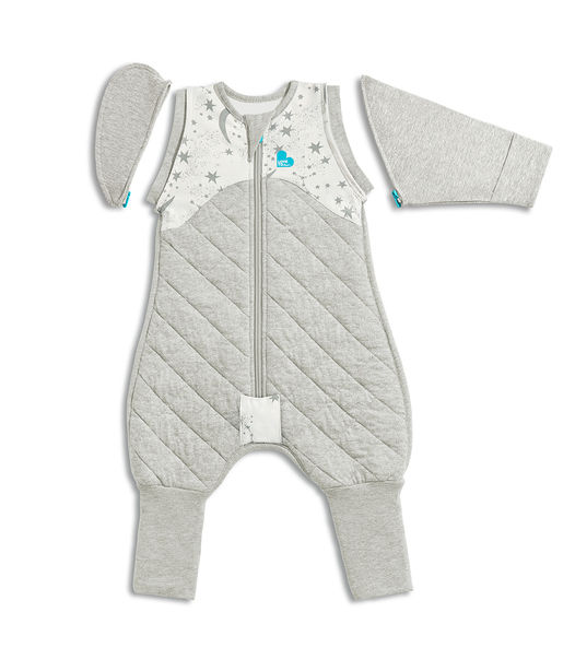 Swaddle Up Transition Suit 25TOG White