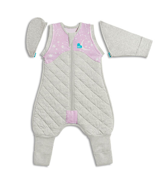 Swaddle Up Transition Suit 25 TOG Lilac