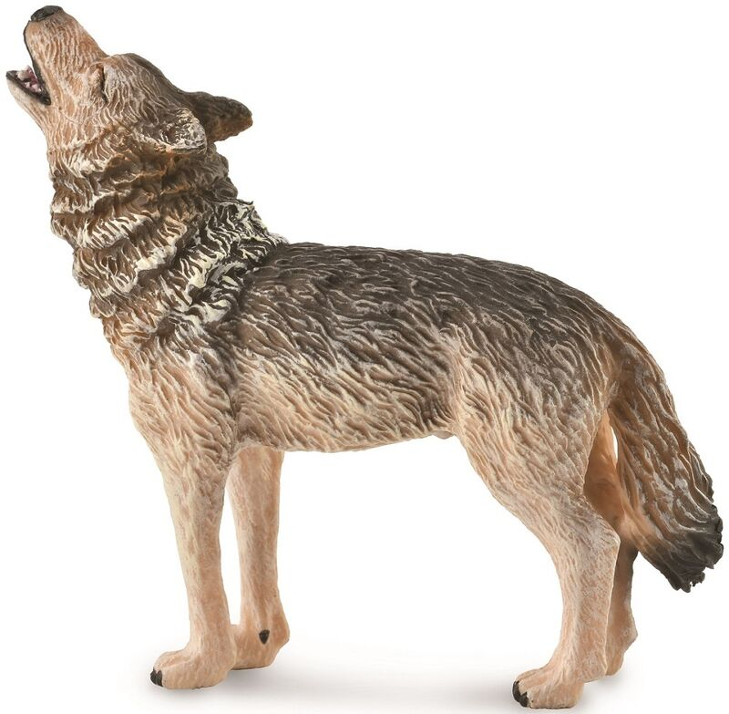TIMBER WOLF HOWLING M CO88844