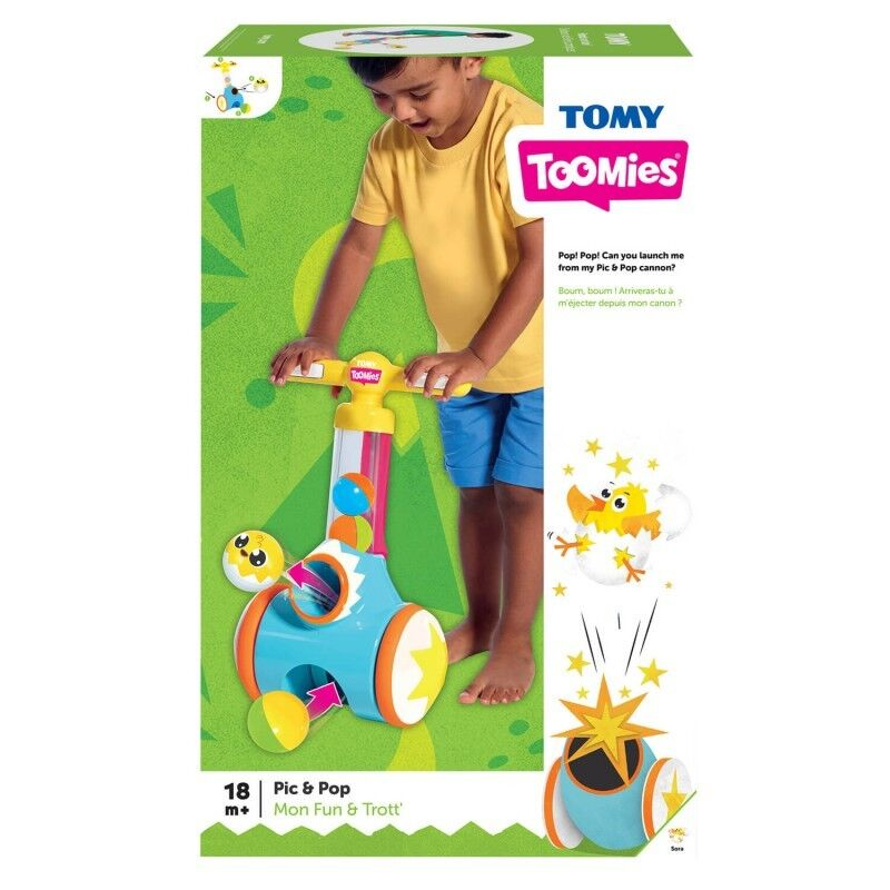 TOMY Toomies Pic and Pop