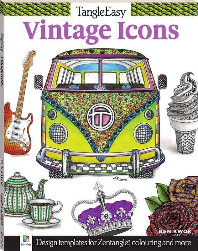 Tangle Easy Vintage Icons