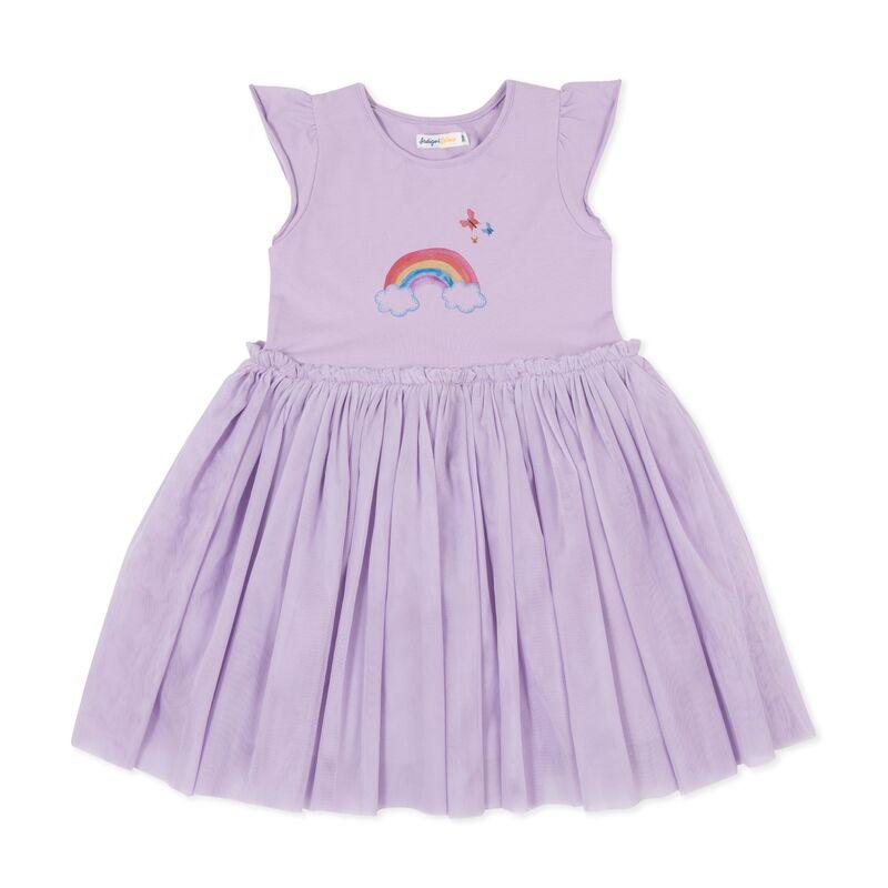 Tania Tutu Dress  Purple